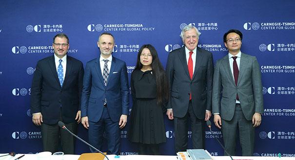 China-EU Relations: The Road Ahead