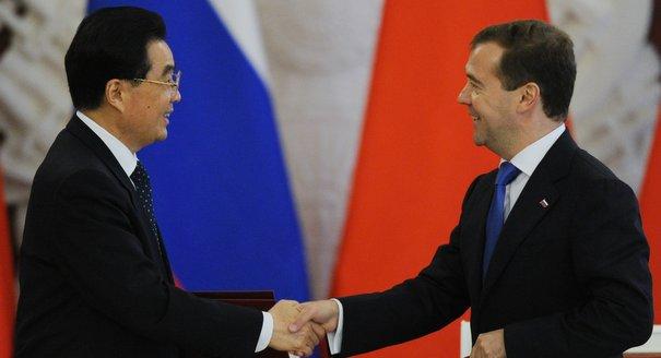 中俄:战略关系与军备控制