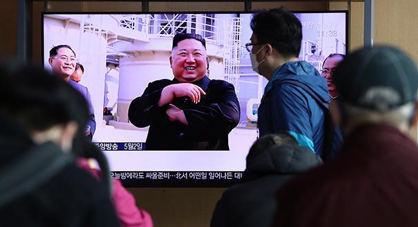 China in the World Interactive Podcast: Coronavirus and the Korean Peninsula