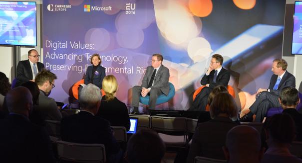 Digital Values: Advancing Technology, Preserving Fundamental Rights