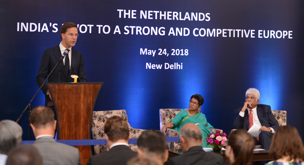 The Netherlands: India's Pivot to a Strong and Competitive Europe