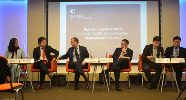 Between Greater Eurasia and Indo-Pacific: What's Next for Multilateralism in Asia?