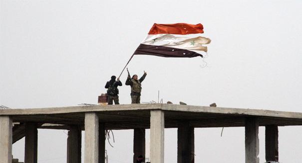 المرحلة الأخيرة من الحرب في سورية؟