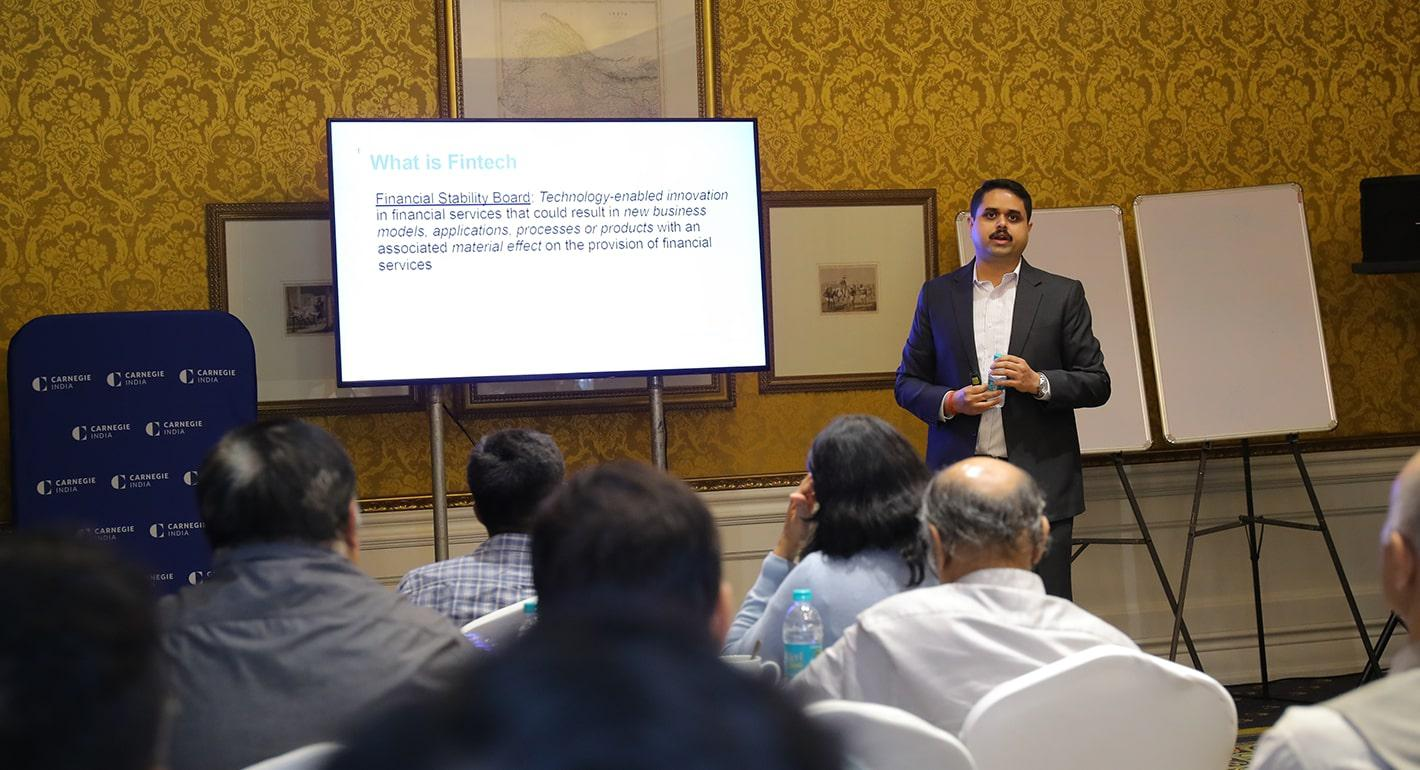 The Emergence of Fintech in India