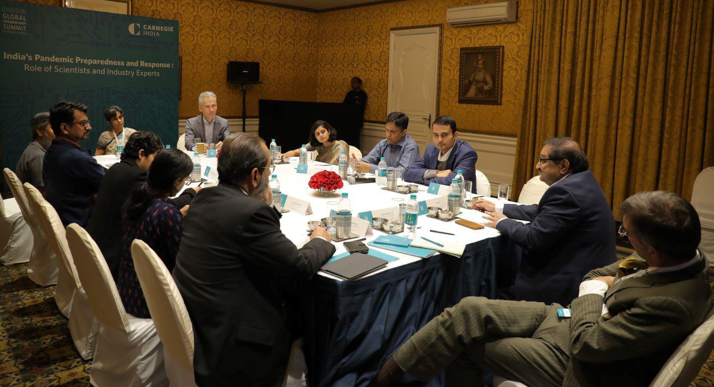 India's Pandemic Preparedness and Response