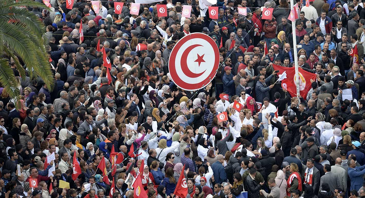 Tunisia at a Crossroads