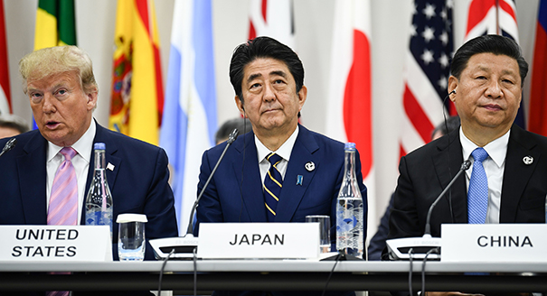 Moving Target: China Policy Coordination for the United States and Japan