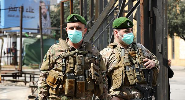 Arming for Pandemic: Military Responses to COVID-19 in the Arab World
