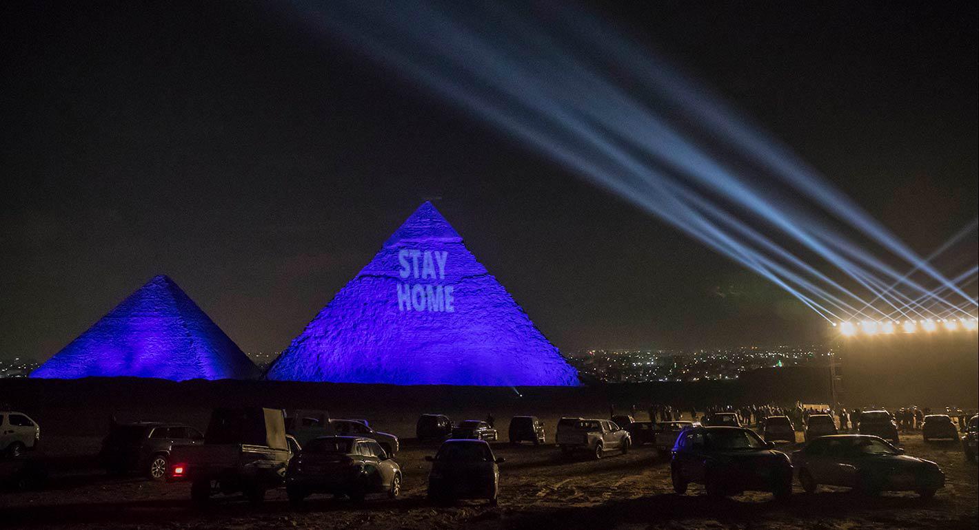 Egypt Faces the Pandemic: Enduring Mega Challenges