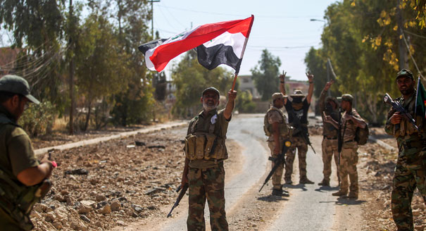 Iraq's Paramilitary Challenge: Rebuilding a Functioning State
