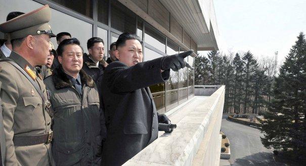 朝鲜的外交新策略以及日本的反应