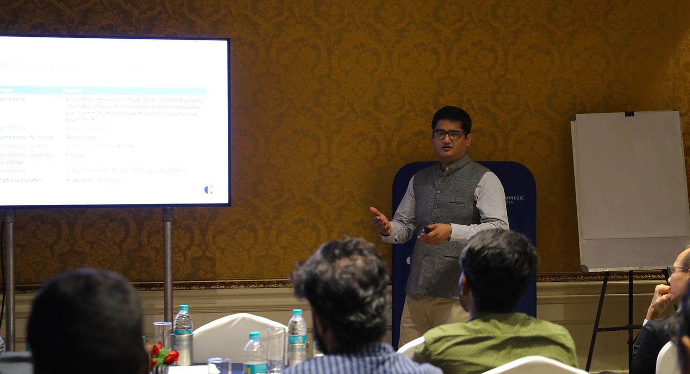 Deconstructing Data Localization in India