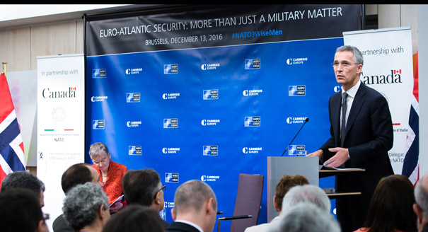 Euro-Atlantic Security: More Than Just a Military Matter
