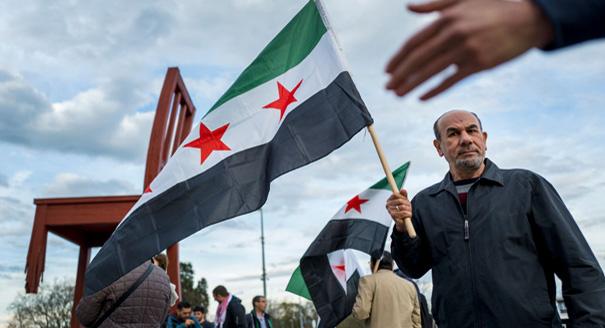 آفاق الحل السیاسي في سوریة