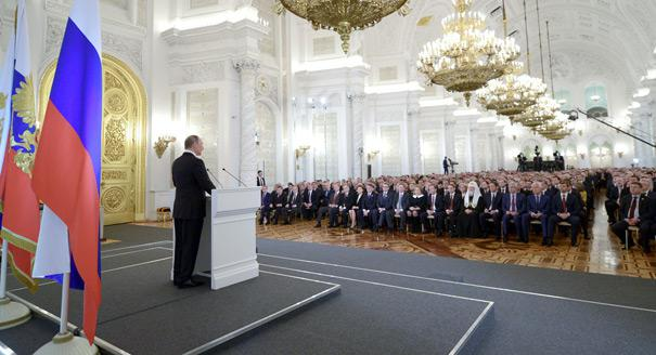 Putin's People: A Conversation with Catherine Belton