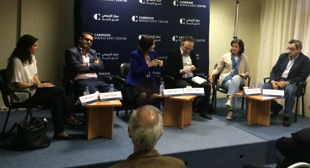 بين النفايات والسياسة: الحراك المدني والتغيير السياسي في لبنان