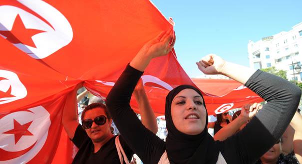 مستقبل الديمقراطية في تونس