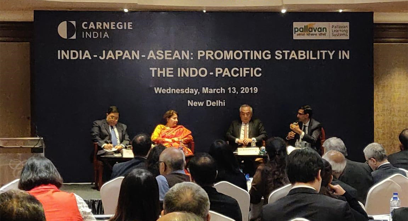 India-Japan-ASEAN: Promoting Stability in the Indo-Pacific