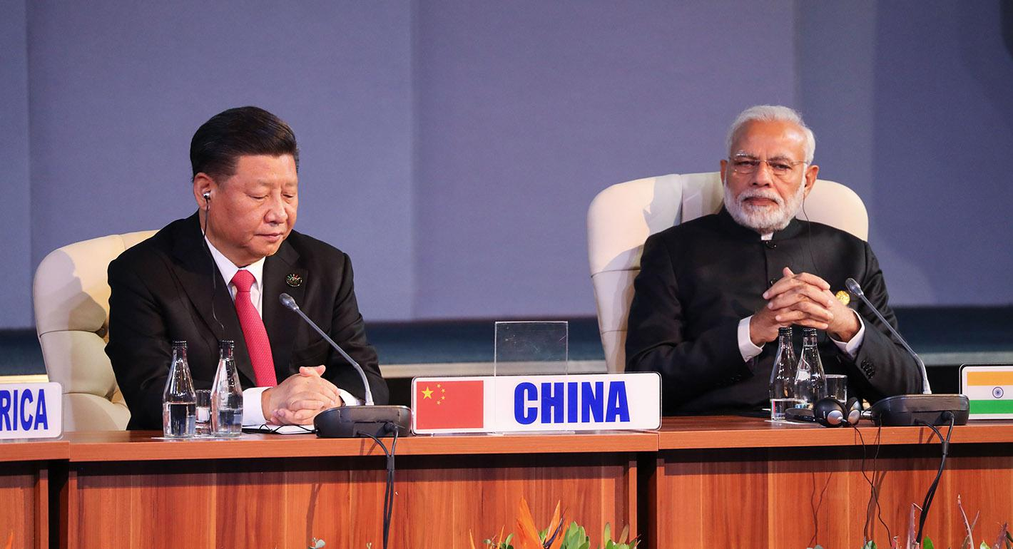 The Sino-Indian Border: Escalation & Disengagement