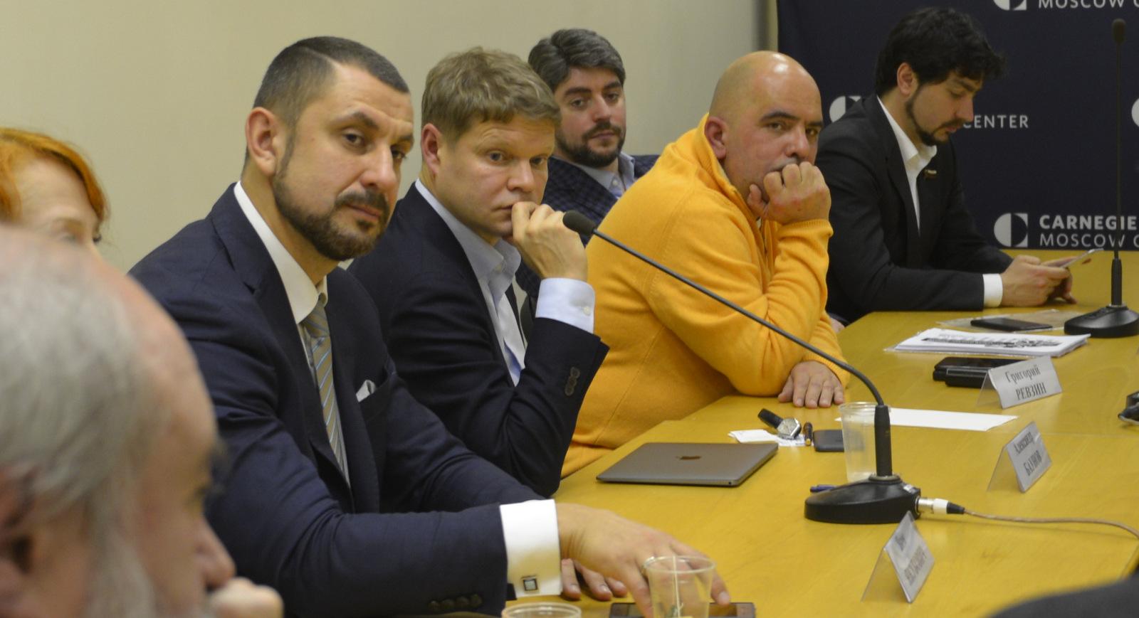 Муниципальная политика в Москве: пробуждение демократических институтов