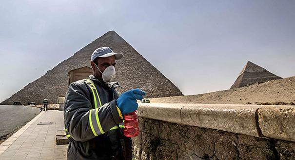 Egypt Faces the Pandemic: Health and Economic Effects