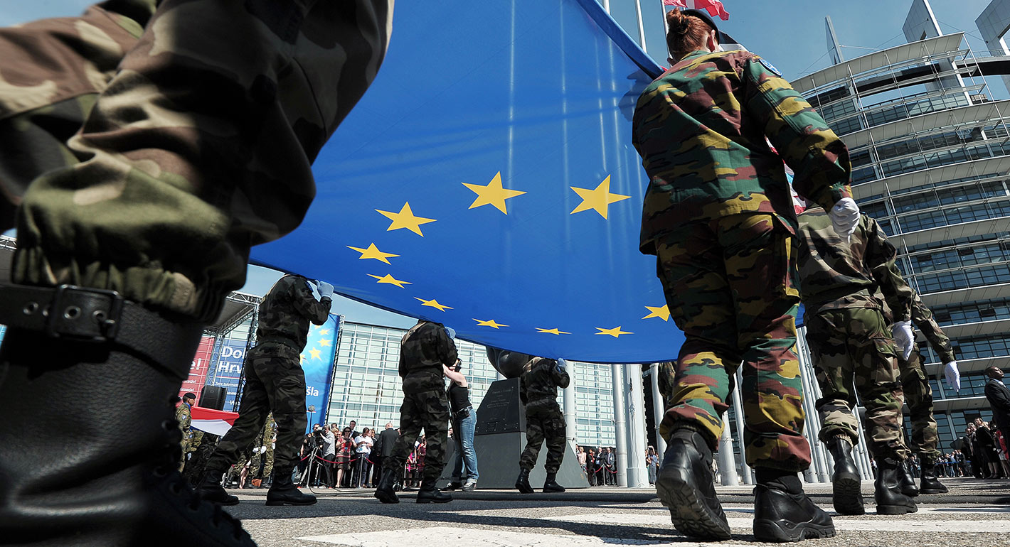 European and Transatlantic Security in the 2020s